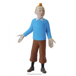 Mini Figure: Tintin wearing blue sweater