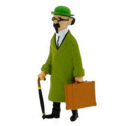 Mini Figure: Tournesol with briefcase