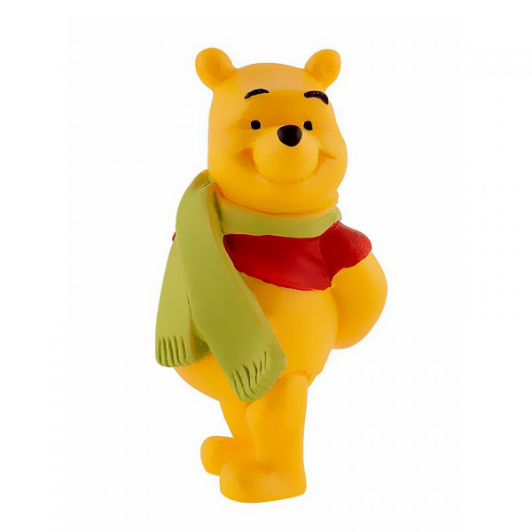 Mini Figure: Winnie the Pooh with scarf