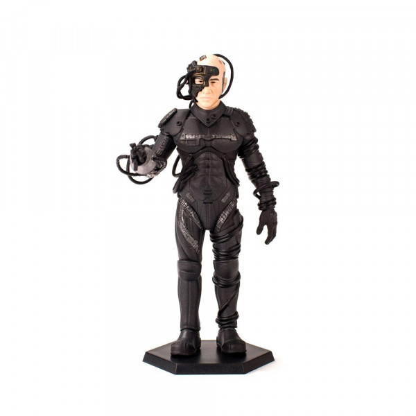 Mini Master Figure Star Trek TNG 1/12 Locutus of Borg Latinum