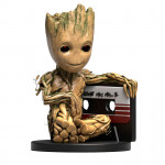 Money Bank: Baby Groot with tape