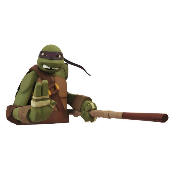 Money Bank: Teenage Mutant Ninja Turtles Bust - Donatello