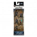 Μικρές μεταλλικές φιγούρες - 5-Pack Χάρι Πότερ Wave 1