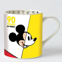 "Mug - 90 Years of Mickey Mouse ""All Started With A Mouse"""