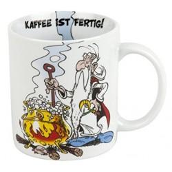 "Mug Asterix and Obelix ""Kaffee ist fertig!"""