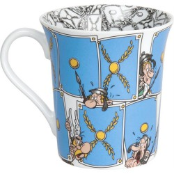 Mug Asterix and Obelix Roman Schields