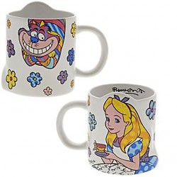 "Mug Britto ""Alice in Wonderland"""