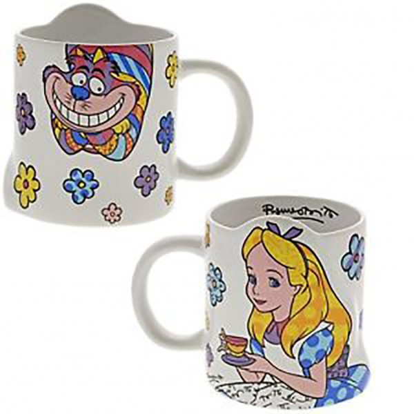 "Mug Britto ""Alice in Wonderland"""