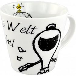 """Mug """"Change the world with your smile"""""""
