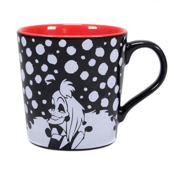 """Mug Cruella de Vil """"I hate Mondays"""""""