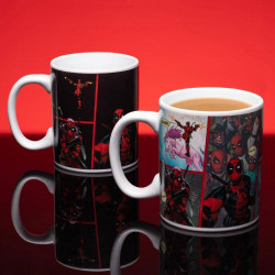 Mug - Heat Change - Deadpool