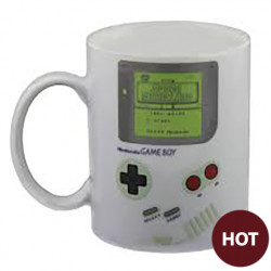 Mug - Heat Change - Game Boy Super Mario Land