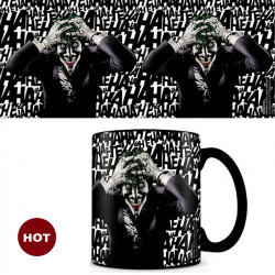 Mug - Heat Change - Killing Joke