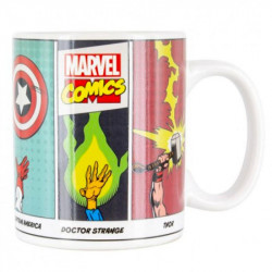 Mug - Heat Change - Marvel Super Powers