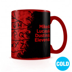 Mug - Heat Change - Stranger Things (R, U, N)