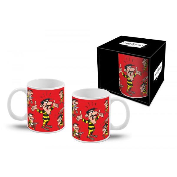 Mug Lucky Luke - Daltons