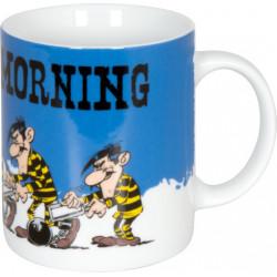 "Mug Lucky Luke ""Monday morning"""