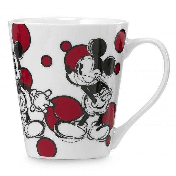 Kούπα - Μίκι Μάους με κοκκινες βούλες