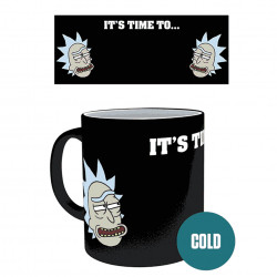 Mug Rick and Morty - Heat Change Portals