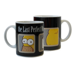 Κούπα Simpsons - The Last Perfect Man