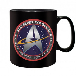 Mug Star Trek - Starfleet command