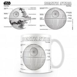 Κούπα Star Wars - Σκίτσο του Death Star