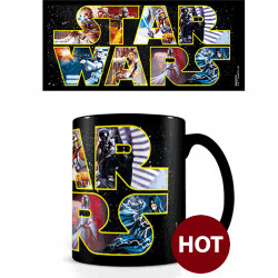 Mug Star Wars Logo - Heat Change
