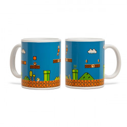 Mug - Super Mario Bros - Collectors Edition - Heat Change