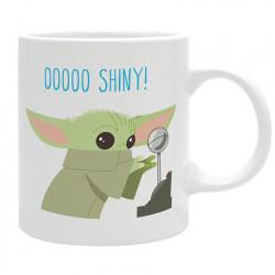 Κούπα: Baby Yoda chibi