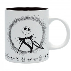 "Mug: Nightmare before Christmas ""Jack"""