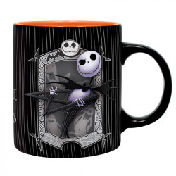 "Mug: Nightmare before Christmas ""Jack & Zero"""