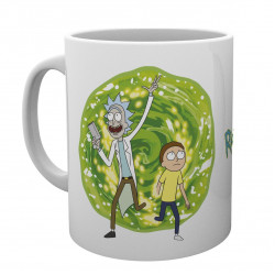 "Mug: Rick and Morty ""Portal"""