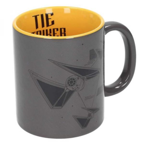 "Mug: Star Wars Rogue One ""Tie Striker"""