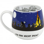 "Mug Asterix ""Ich bin nicht dick!"""