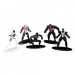 Nano MetalFigs - 5-Pack Spiderman Wave 2