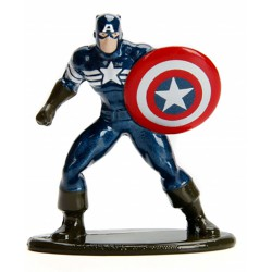 Nano MetalFigs - Captain America