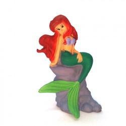 NanoFigure: Ariel on the rock