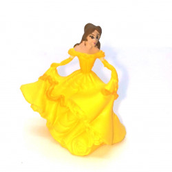 NanoFigure: Belle dancing