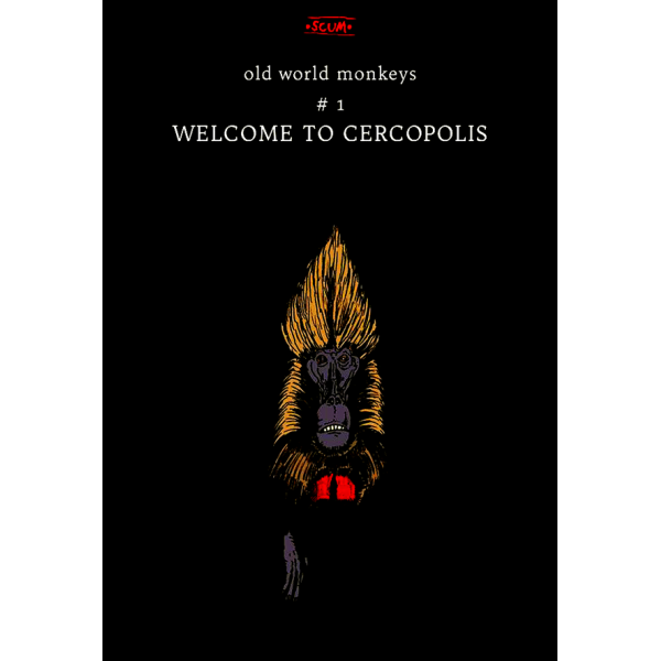 Old World Monkeys #1 - Welcome to Cercopolis