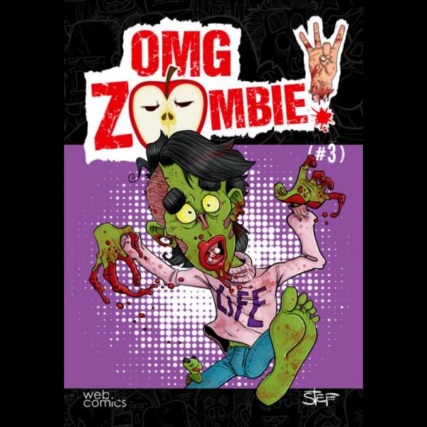 OMG, Zombie! #3