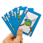 Playing Cards: Teenage Mutant Ninja Turtles