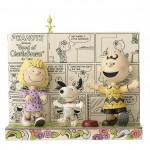 Peanuts by Jim Shore: Happy Dance