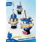 D-Stage Diorama: Donald Duck's Boat