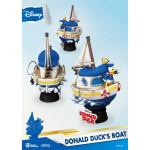 D-Stage Diorama: Η βάρκα του Ντόναλντ Ντακ
