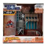 Dioramas Marvel: Spider-Man Nano Scene Daily Bugle