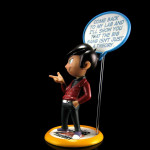 Q-Fig Diorama: The Big Bang Theory - Howard Wolowitz