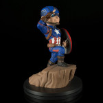 Q-Fig Diorama: Captain America - Civil War