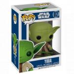 POP! Vinyl Bobble Head Yoda 10 cm