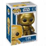 POP! Vinyl Bobble Head C-3PO 10 cm