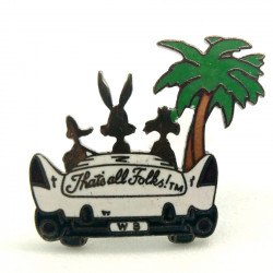 Pins Looney Tunes: That's all folks!